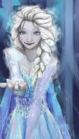 Elsa ~ Frozen by Proxilette