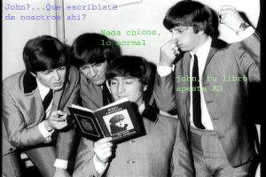 In his own write by beatlemaniaca