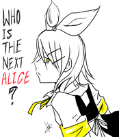 The Last Alice..? by VocaloidRinLen