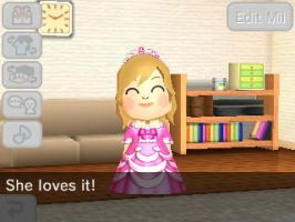 Princess Outfit Get! by rabbidlover01