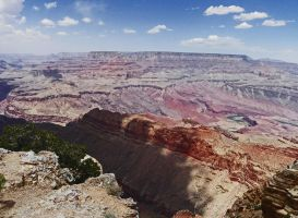 Grand Canyon Summer by Synaptica