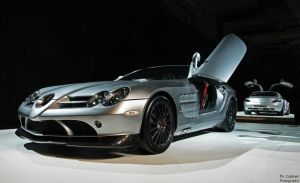 SLR McLaren Roadster 722S by C0LL1