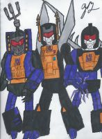 The Insecticons by GoroKai