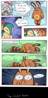 Soulsilver- Ch. 2 Page 1 by FingerSandwichComics