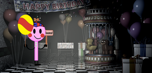 Five Nights at Rattle's 2 - Balloon Shaker's Sale by domobfdi