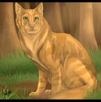 Lionheart of ThunderClan by xxMoonwish