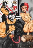 BOOM from Bane !!!! by Slavik-Lee