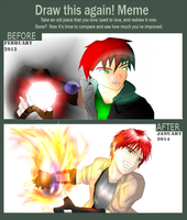 Draw This Again Meme 2013-2014 by DjRoguefire