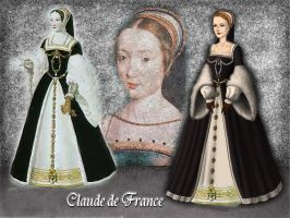 Claude of France by Nurycat