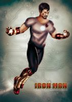 Iron Man by alex-torres