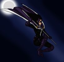 Huntress by Cubed1