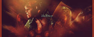 Hellboy signature by xcharmedfanx