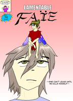 Lamentable Faie: Cover page by Crusader1089