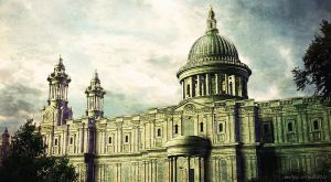 St. Paul Cathedral by Androgs