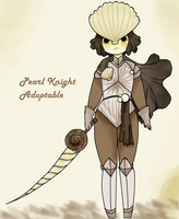 Pearl Knight Adoptable Auction by Ask-MusicPrincess3rd