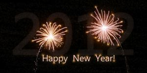 Happy New Year 2012 by HingjonWallpapers