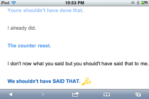 Talking to clever bot about Ben part 7 by Death10281