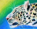 Pastel Leopard by Sheltie2b
