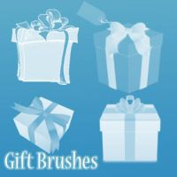 Gift Brushes by remygraphics