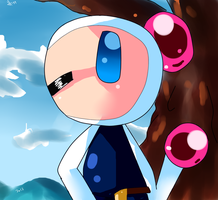 Bomberman by Hunter134