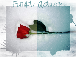First Action, by Nathiiland