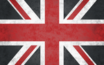My Grunge UK Flag by TheDrifterWithin