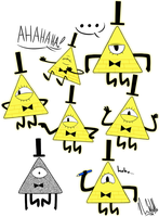 Bill Collage 1 by risaXrisa