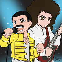 We Will Rock You by wrytergirl