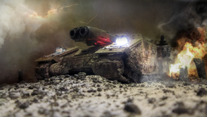 The Emperors Heavy Metal by ARKURION