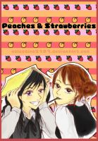 .:Peaches and Strawberries:. by Celestina3107