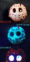 Friday the 13th Jason Voorhees Pipe by Undead Ed 2 by Undead-Art