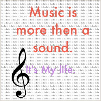 Music- more then sound by 30MusicFreak