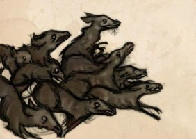 The Rats 6D6 by EmiliAlys