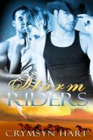 Storm Riders Cover Art by Raven3071