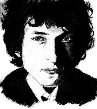 Bob Dylan by LookingForSth