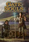 Gate of souls, book cover by henning