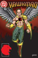 Hawkman by stourangeau