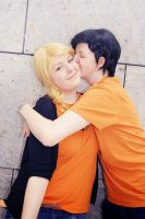 Percy Jackson - Together by Traumfressermon