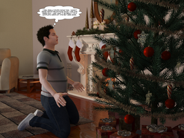 A Christmas Wish 13 by Telsis