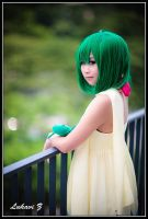 MACROSS FRONTIER- Ranka Lee 02 by MIZUKIxT