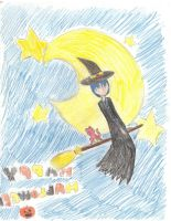 Happy Halloween 2008 by taiyue