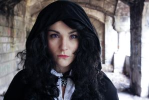 Yennefer cosplay by kasshi69