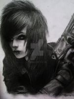 Andy Sixx by ParadizeLily