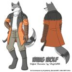 Wing Wolf - Shining 14 Part.2 by wingwolf88