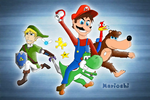 Nintendo Dream Team by Marioshii