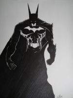 batman by ordonduckking
