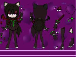 ::Comm:: Darcie's Reference by Hakuri21