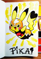 160330 Pika Libre by fablefire