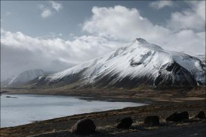 West Iceland by NikolaiMalykh