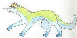 Wotter Feral by TheTater